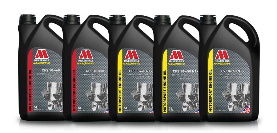 MillersOils oil and lubricant distribution